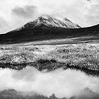 Below Errigal by Alan Owens
