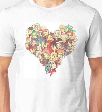fairy tail <3 Unisex T-Shirt