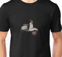 Vespa Vintage italian style Unisex T-Shirt