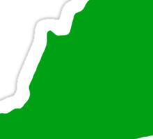 Virginia in Green Sticker