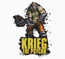 Borderlands 2 - Krieg The Psycho Kids Clothes