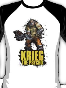 Borderlands 2 - Krieg The Psycho T-Shirt