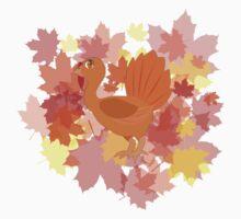 Thanksgiving Turkey Kids Clothes