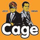 Cage (Version 2) by Rodrigo Marckezini