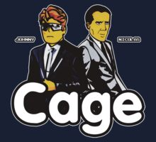 Cage (Version 2) One Piece - Long Sleeve