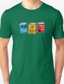 The flavours of Halloween Unisex T-Shirt