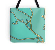 Map Roulette - 001 Tote Bag