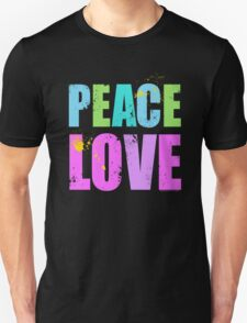 Inked Peace and Love T-Shirt