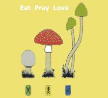 Eat Pray Love by kolos