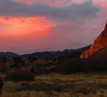 Majesty....(#4)....Garden of the Gods, Colorado Springs by dfrahm