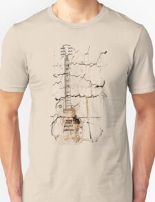 guitar cracks T-Shirt