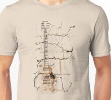 guitar cracks Unisex T-Shirt
