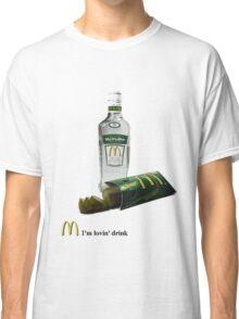 mc vodka Classic T-Shirt