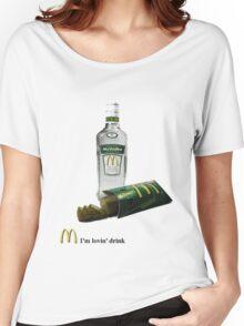 mc vodka Women's Relaxed Fit T-Shirt
