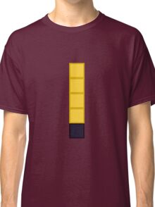 Simplistic Tower of Pimps Classic T-Shirt