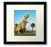 Big Fake Dinosaur #06 Framed Print