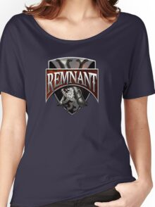Remnant X Radio Women's Relaxed Fit T-Shirt
