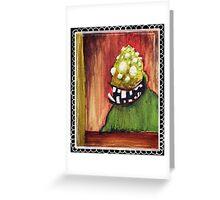 """Monsters Ink"" Greeting Card"