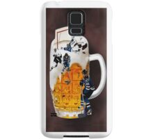 █ ♥ █ SPIRIT OF HOCKEY-BEER HOCKEY IPHONE CASE CHEERS █ ♥ █  Samsung Galaxy Case/Skin