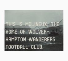 Woverhampton Wanderers Football Club Kids Clothes