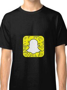 custom snapcode  Classic T-Shirt