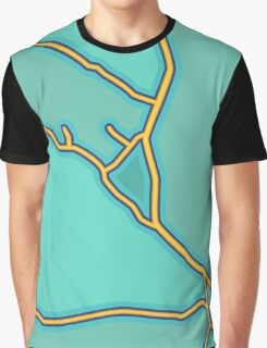 Map Roulette - 001 Graphic T-Shirt