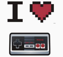 I love nintendo (america ver.) by Kwok Kit Yuen