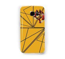 Wolverine Geometric Samsung Galaxy Case/Skin