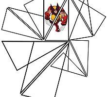 Wolverine Geometric by ProjectMayhem