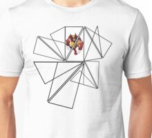 Wolverine Geometric Unisex T-Shirt