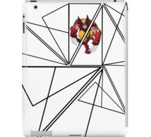 Wolverine Geometric iPad Case/Skin