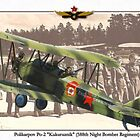 Polikarpov Po-2 by A. Hermann