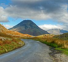 Road Trip - Wasdale by Jamie  Green