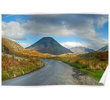 Road Trip - Wasdale Poster