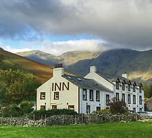 The Wasdale Head Hotel and Inn by Jamie  Green
