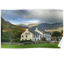 The Wasdale Head Hotel and Inn Poster