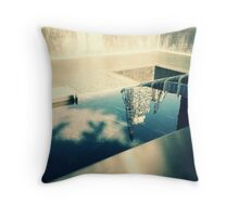 The South Pool Throw Pillow