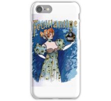 Feuillantine iPhone Case/Skin