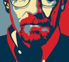 Vote Heisenberg Sticker