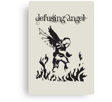 CS:GO - Defusing Angel Canvas Print