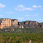 Arnhem Land Escarpment by Wendy Sinclair
