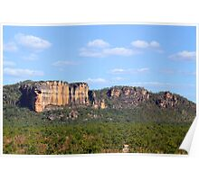 Arnhem Land Escarpment Poster