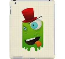 Scary Monster iPad Case/Skin