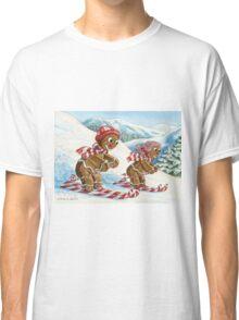 We ski! Classic T-Shirt