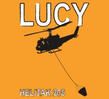 Lucy - Helitak 205 by AviatorFilly