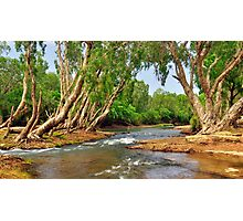 Katherine River Photographic Print