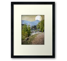 Idaho Springs Paradise Framed Print