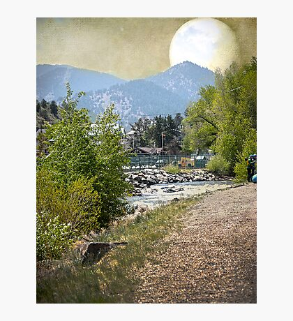 Idaho Springs Paradise Photographic Print