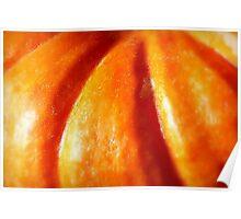 Pumpkin Orange! Poster