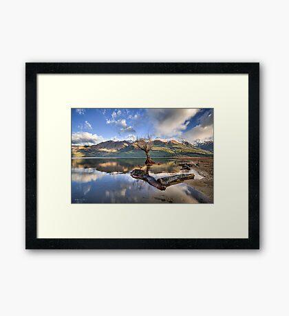 Lost World Framed Print